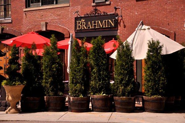 The Brahmin, Back Bay