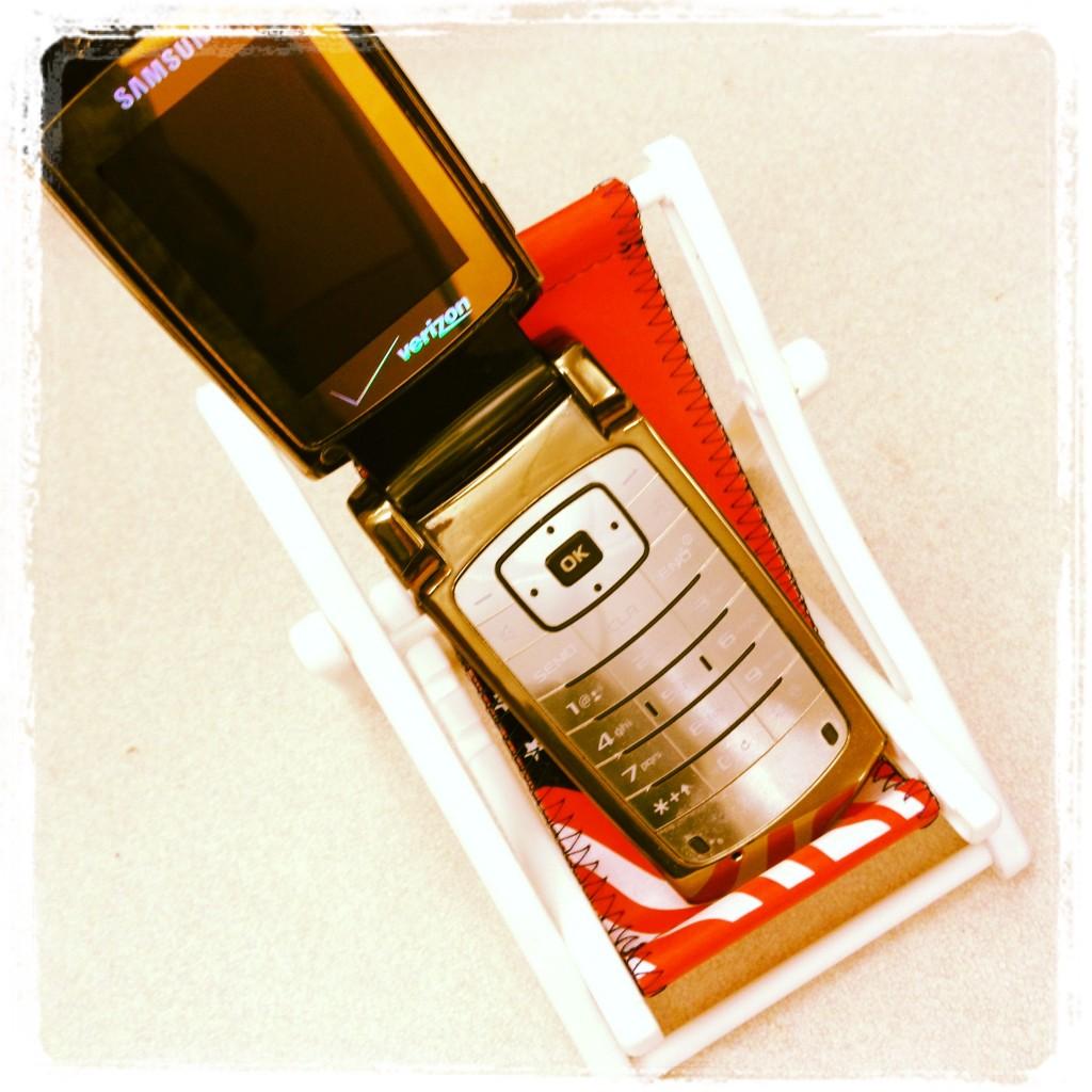 Goodbye, flip phone