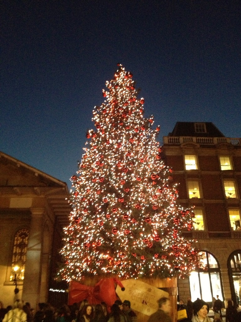 Official Covent Garden Christmas Tree
