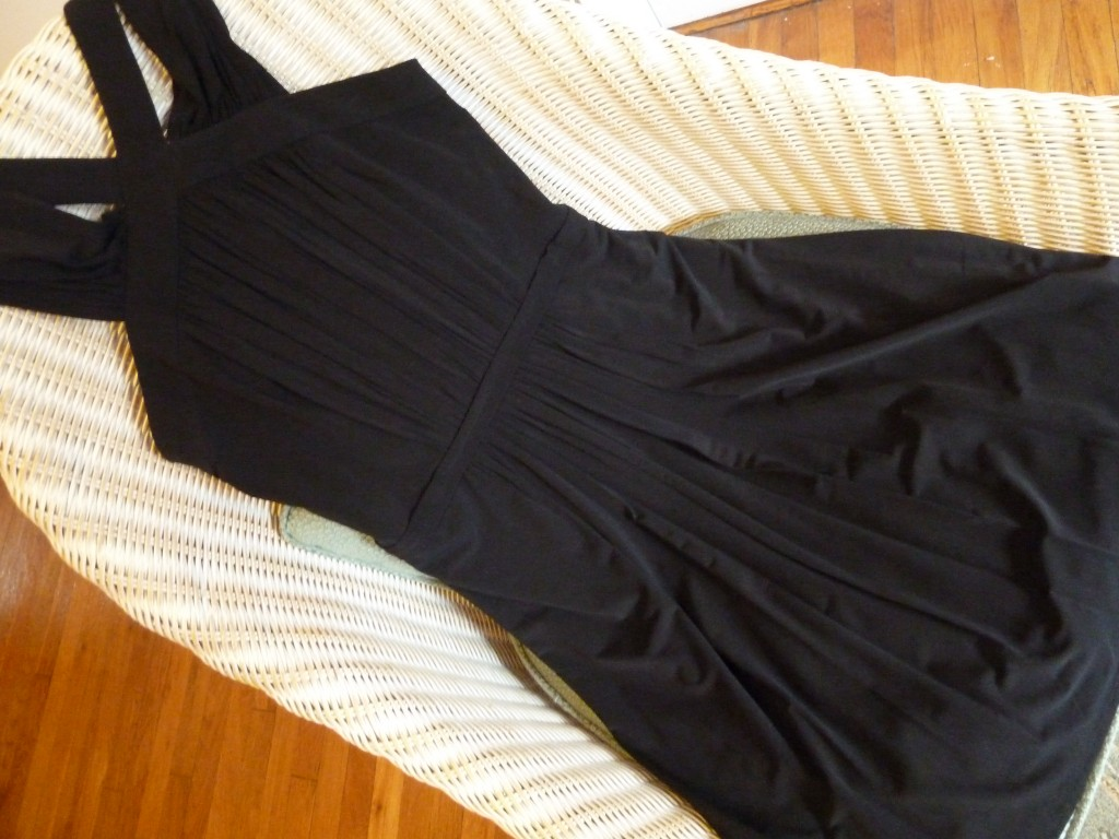 BCBG Little Black Dress, $29