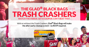Glad Trashcrashers