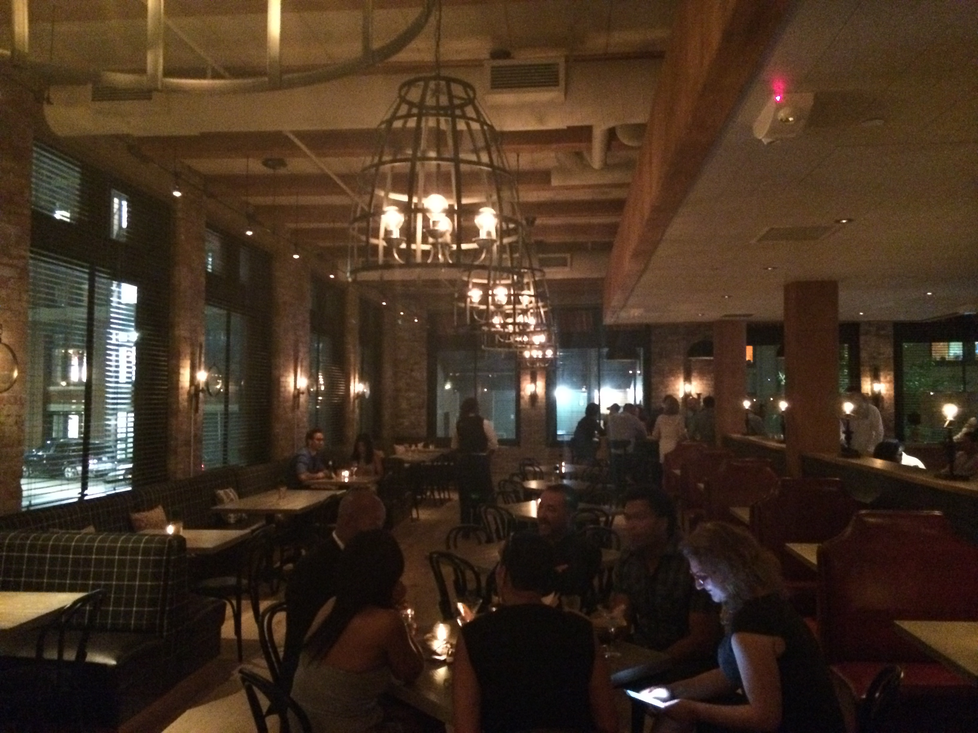The Weekender Bastille Kitchen Tremont 647 and Scenic